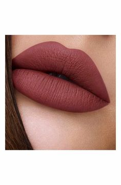 Skin beauty is one of the most sensitive areas for women. Weather conditions, misused cosmetic products or genetics may cause deterioration of the skin structure. Fall Lipstick, Burgundy Lipstick, Lipstick Colors, Liquid Lipstick, Lip Colors, Lipstick Guide, Best Lipstick Color, Metallic Lipstick, Lipstick Shades