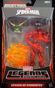 Marvel Legends Ultimate Green Goblin Series Carnage