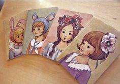 Lovely Girls Notebook