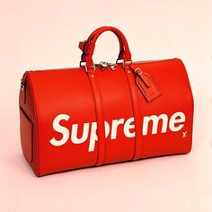 Louis Vuitton X Supreme - nitrolicious.com