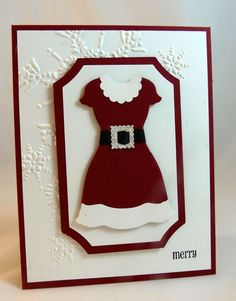 All Dressed Up Christmas Love this idea!