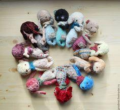 Купить Двенадцать месяцев - комбинированный, слон, заяц, мишка, медведь, двенадцать месяцев, двенадцать зверей