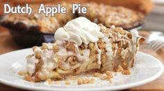Dutch Apple Pie Recipe from Grandmother's Kitchen
