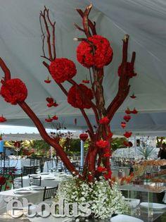 Decoración estilo eclético. #Wedding #Ebodas #Deco #Tendencias #Ideas