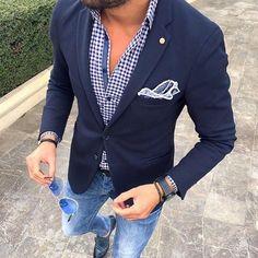 #casual style @tufanir [ http://ift.tt/1f8LY65 ]