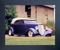 Make your interiors pop out with excitement as you hang this stunning blue vintage for phaeton transportation car art print framed poster. It will surely enhance your space and brings style into your home. This charming piece of framed art will surely add some more color to your surroundings and offers eye-catching appeal to your décor pattern. It would be a perfect gift for any car lover. Its wooden espresso frame accentuates the poster mild tone.