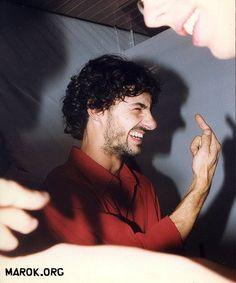 Faso from Elio e le Storie Tese, Milan 1996 ph: marok.org