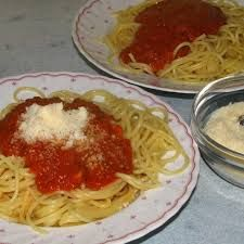 Rezept Tomaten Mozzarella Sauce zu Spagetti von christiane1962 - Rezept der Kategorie Saucen/Dips/Brotaufstriche