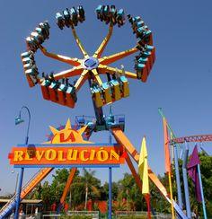 La Revolucion. Knotts berry farm. The best ride ever!!