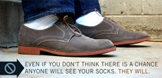 10 Men's Style Mistakes to Avoid