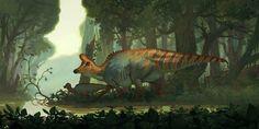 Paleontology needs Paleoart - Antonin Jury