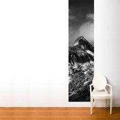 "ADZif Fresk Rock Wall Mural Size: 96"" H x 24"" W x 0.1"" D"