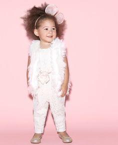 Baby Girl's Anitinette L/Leg Grow - Bardot Junior