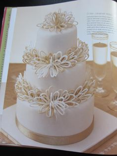 Mich turner sponge wedding cake recipe