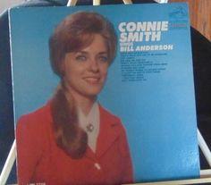 Connie Smith Lp Sings Bill Anderson Near Mint #AlternativeCountryAmericanaContemporaryCountryEarlyCountryTraditionalCountry