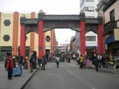 I was rather surprised to find only two Chinatown gates in South America. They are located in Buenos Aires, Argentina and in Lima, Peru. Below are a photograph of each of these artistic structures:...