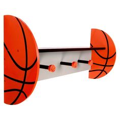 Trend Lab Basketball Wall Shelf