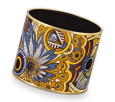 replica hermes printed bracelet