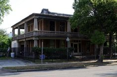 banta house by Exquisitely Bored in Nacogdoches, via Flickr