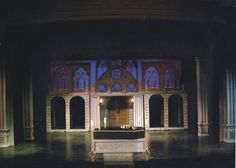 Antigone  by Sophocles January 2002 Flint Central High School Theatre Magnet Scenery and Stage Direction by Martin W. Jennings Lighting Design by Benjamin Motter