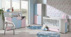 Kolekcja idealna dla dziewczynek. Cribs, Toddler Bed, Kids Rugs, Furniture, Home Decor, Cots, Child Bed, Decoration Home, Bassinet