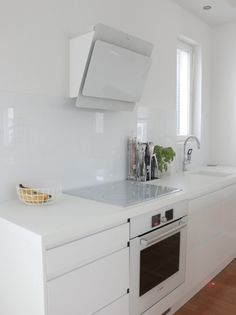 white induction stovetop cooktop