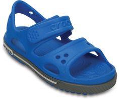 Prezzi e Sconti: #Crocs crocband ii sandal ps ocean/smoke  ad Euro 18.95 in #Crocs #Bambinineonati abbigliamento