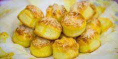 Pretzel Bites, Baked Potato, Potatoes, Bread, Baking, Ethnic Recipes, Food, Potato, Brot