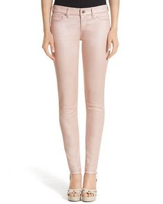 White House | Black Market Saint Honore Coated Shimmer Jean - These are lovely.  Check them out in later March
