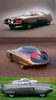 Alfa Romeo BAT 5 - 1953