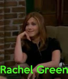 Rachel Green - By Smelly Cat