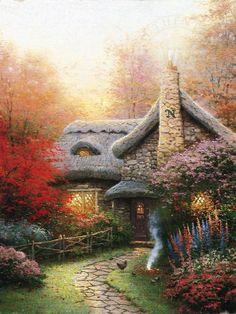 Autumn at Ashley's Cottage