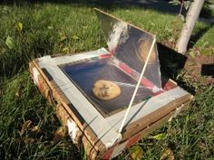 Pizza box solar oven. Get a pizza place to donate a box for each child. Good lesson on the power of the sun! Instead of saran wrap, use overhead sheets. I did this last year and made smores. My students LOVED it!