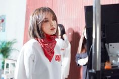 4minute are fierce ladies in bts photos of their 'Act.7' jacket shoot   allkpop.com