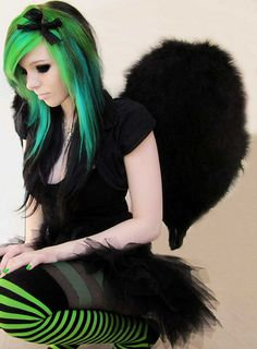 Fabulous 1000 Images About Hairstyles On Pinterest Gothic Hairstyles Short Hairstyles Gunalazisus
