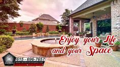Enjoy your life and your space - Ram Fence Company