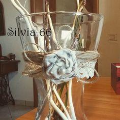 I gomitoli di silvia: Vaso vintage