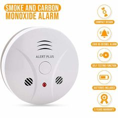 Fire Protection 2019 New Co Gas Sensor Alarm Detectors Lcd Digital Carbon Monoxide Alarm Detector Independent Home Security Sensor Warning Tool To Win A High Admiration