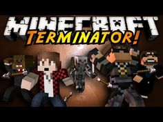Minecraft Mini-Game : TERMINATOR!