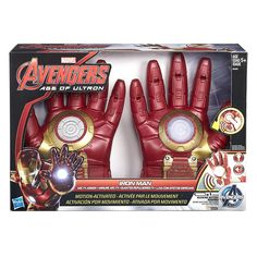 Amazon.com: Marvel Avengers Age of Ultron Iron Man Arc FX Armor(Discontinued by manufacturer): http://amzn.to/2tLuxJ8