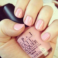O.P.I. - Pink Friday, love it! It's so opaque, it's perfect!