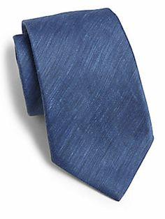 Armani Collezioni - Brushstroke Tie