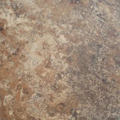 $1.08 - STAINMASTER 12-in x 12-in Brown Stone Finish Luxury Vinyl Tile