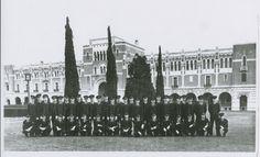Rice Institute Naval ROTC (NROTC) 1945 graduating class (V-12 Program)