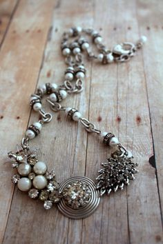 @belmonili  https://www.etsy.com/listing/215003221/pearl-rhinestone-statement-necklace
