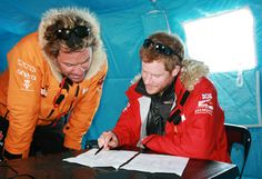 "Prince Harry Debuts Beard Pre-South Pole, Jokes of ""Screaming"" George - Us Weekly"