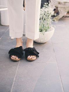 Solskinn og sandaler