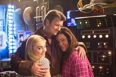"""Nathan Fillion is slipping into his old """"Firefly"""" costume for a guest arc on the ABC sitcom """"American Housewife"""" — get the details. Nathan Fillion, Housewife Photos, Firefly Series, Malcolm Reynolds, 1 Y 2, Meg Donnelly, Best Sci Fi, Firefly Serenity, Movies And Tv Shows"""
