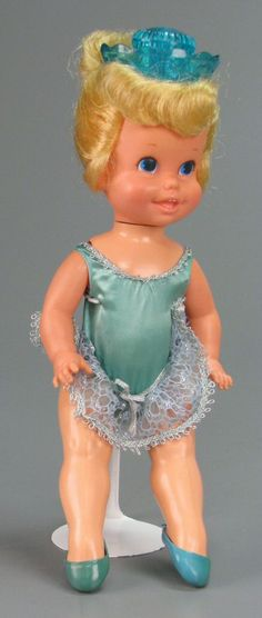 Baby Dancerina - I had this doll and loved her!