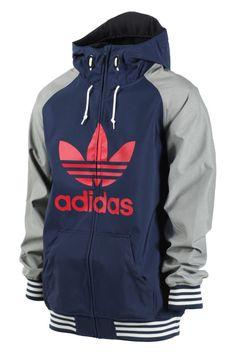 Adidas Greely Softshell Snowboard Jacket (Men's)